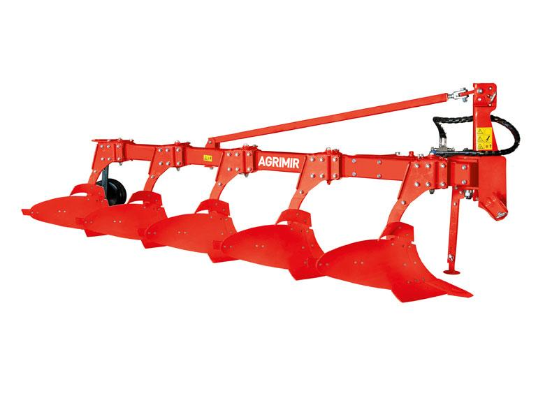 Adjustable Profile Plough