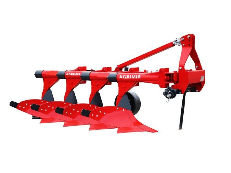 Automatic  Spring Plough