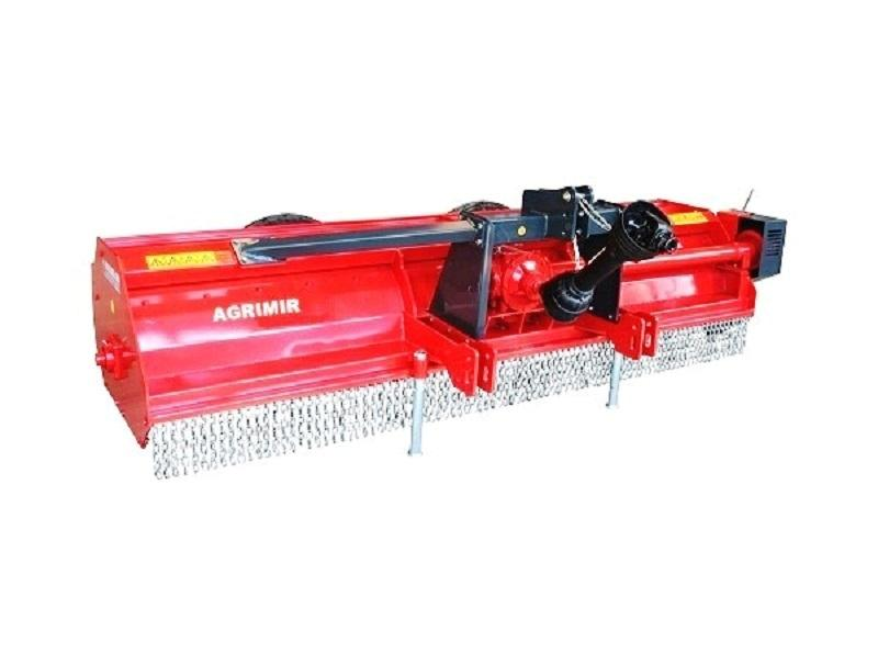 Field Type Mulcher