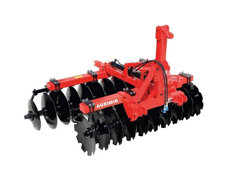 Heavy Type Mounted & Trailed Disc Harrow