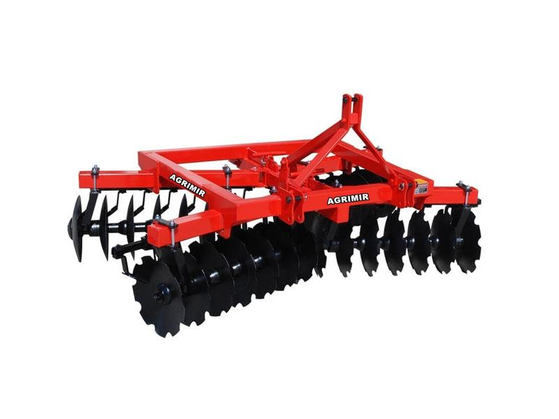 Mounted Disc Harrow X Type